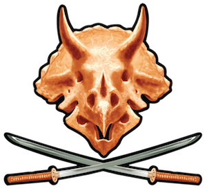 DINO-PIRATES OF NINJA ISLAND Logo